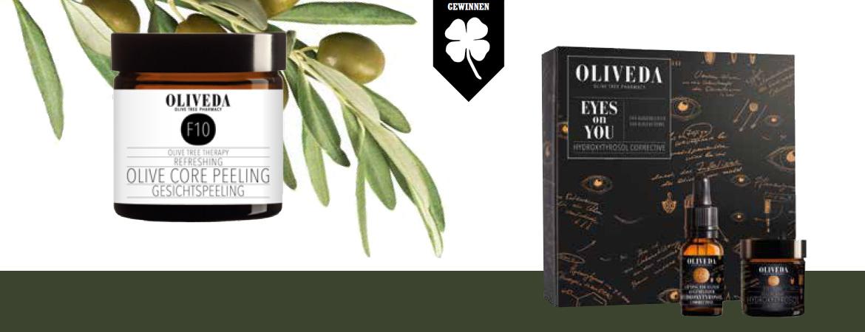 Oliveda Gewinnspiel