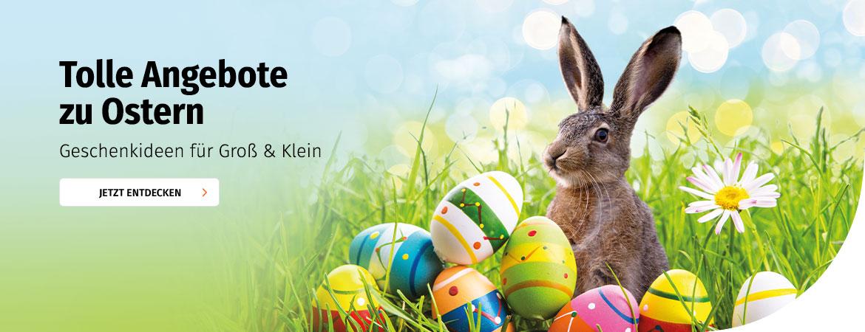 Tolle Angebote zu Ostern
