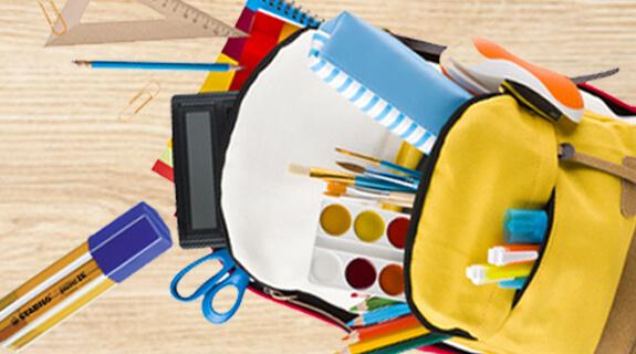 Packliste für den Schulstart