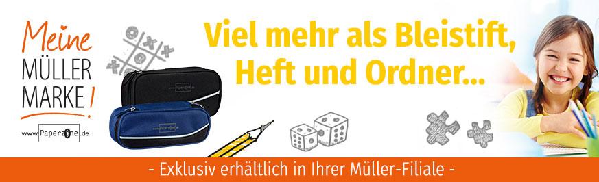 Paperzone - Viel mehr als Bleistift, Heft und Ordner...