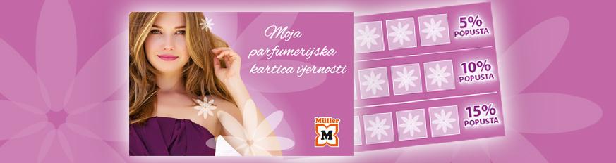 Parfumerijska kartica vjernosti