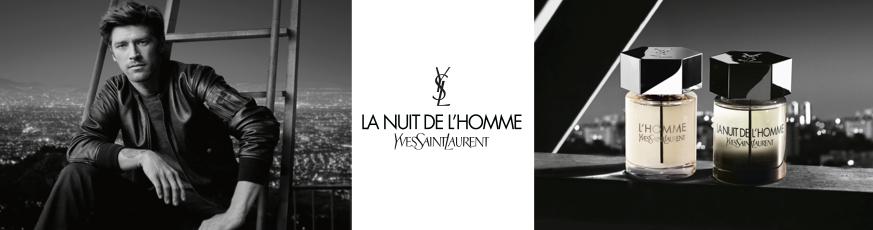La Nuit de l'Homme Yves Saint Laurent