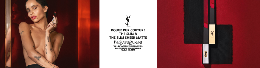 YSL Rouge Pur Couture The Slim Sheer Matte