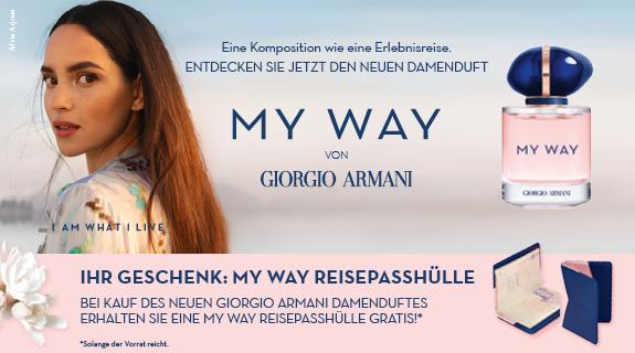 Armani Reisepasshülle Gratis