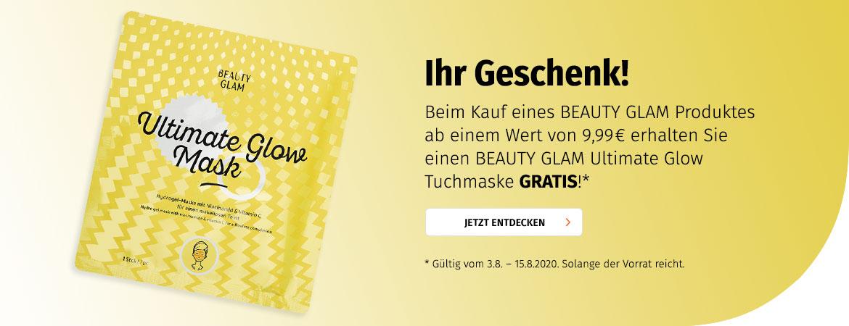Beauty Glam Gratis-Aktion