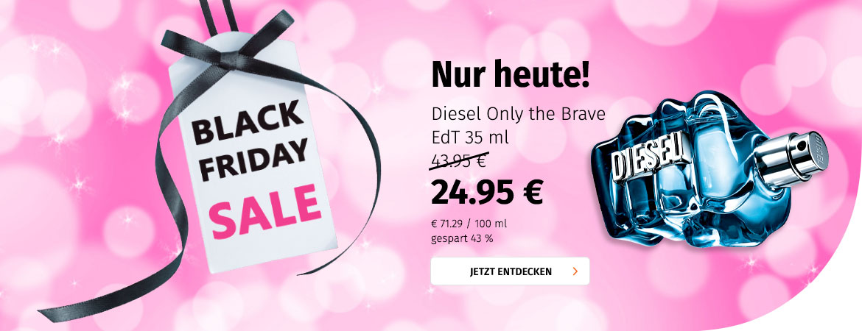 Black Friday Sale Diesel Only the Brave