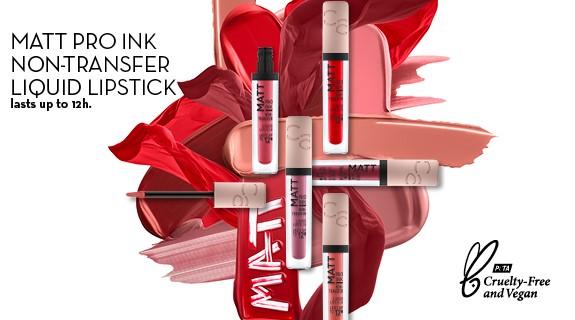 Matt Pro Ink Liquid Lipstick