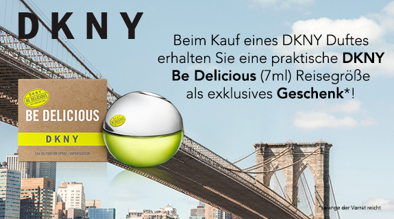 DKNY Duftminiatur gratis