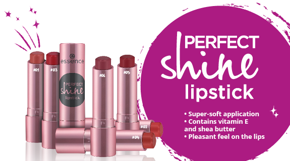 Perfect Shine Lipstick