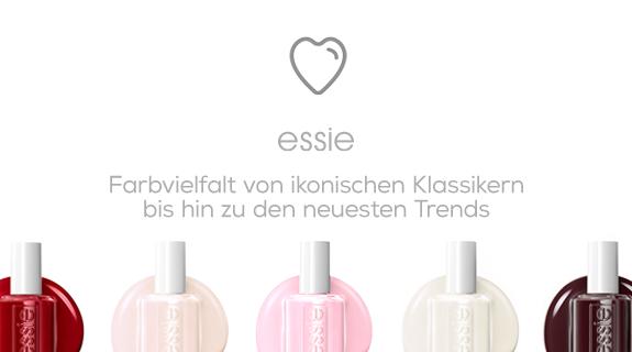 Essie Farbvielfalt