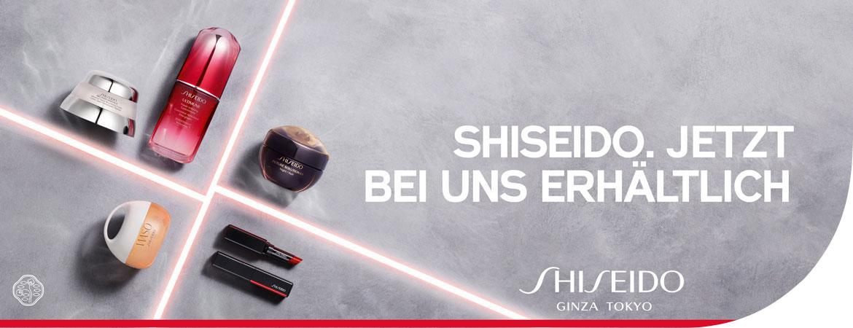Shiseido bei Müller
