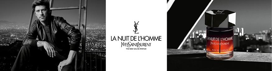 LA NUIT DE L'HOMME YVES SAINT LAUTRENT