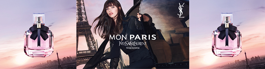 Yves Saint Laurent Mon Paris