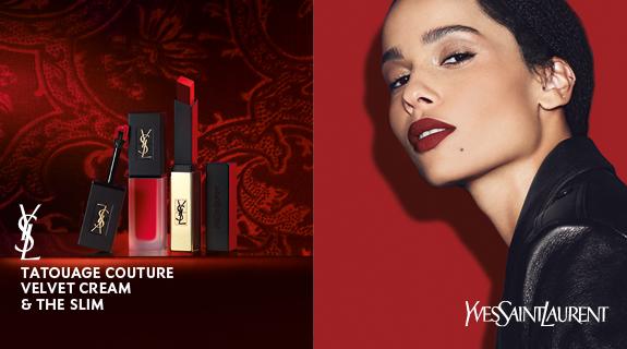 Yves Saint Laurent Tatouage Couture Velvet Cream