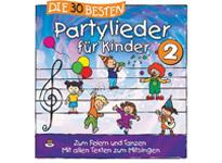 Die dreißig Besten - Partylieder für Kinder 2