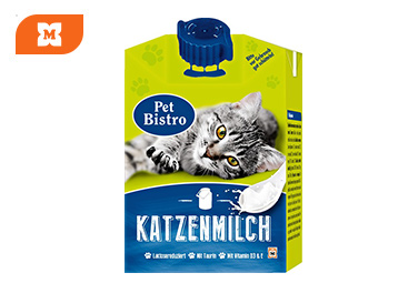 Pet Bistro mlijeko za mačke