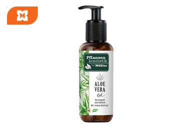 Müller Pflanzenkosmetik Gel de aloe vera