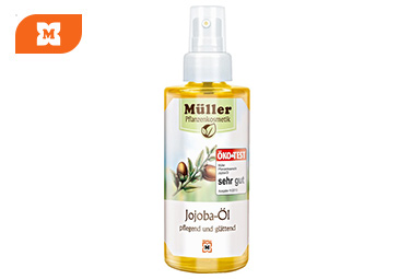 Müller Pflanzenkosmetik Jojoba-Öl