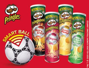 Pringles Gewinnspiel