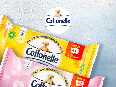 Cottonelle Produkttester