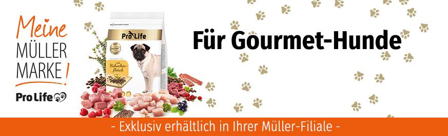 Pro Life - Für Gourmet-Hunde