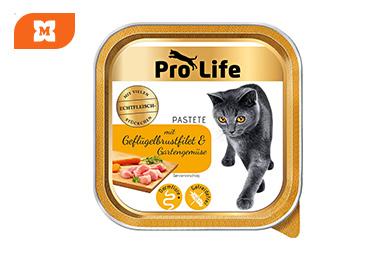 Pro Life Macskák - Nedves macskaeledel