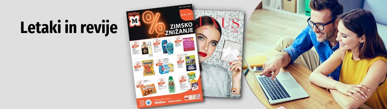 letaki in revije