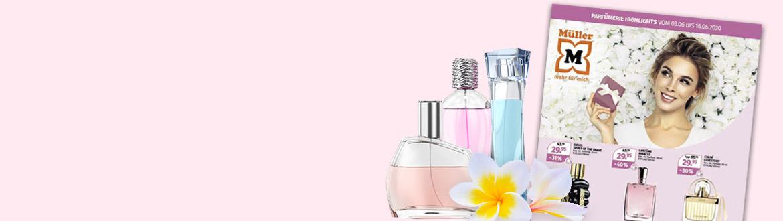 Prospekt Parfümerie Österreich