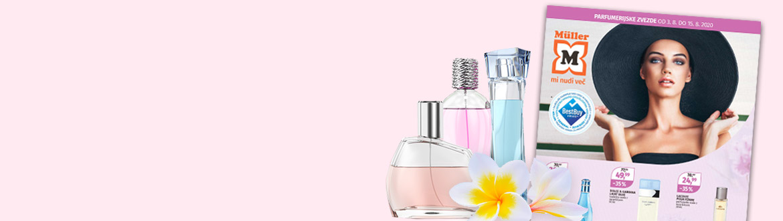 Parfumerijska ponudba