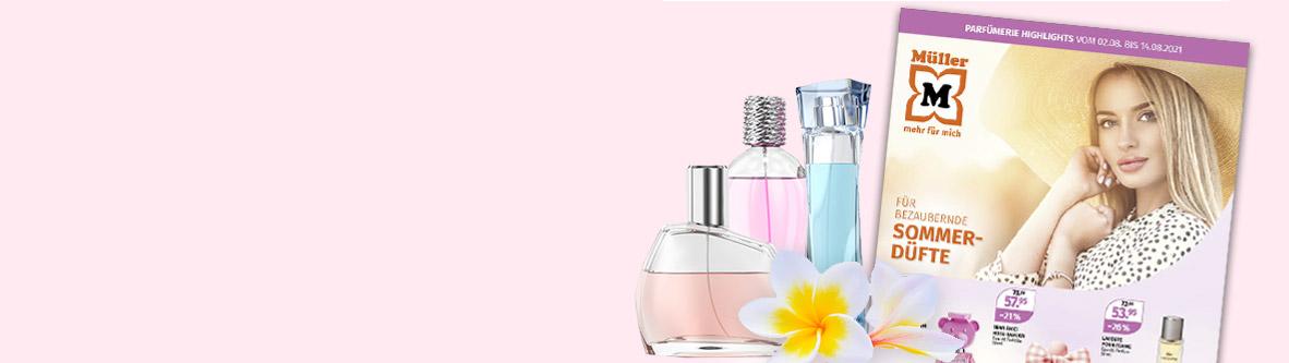 Prospekt Parfümerie Schweiz