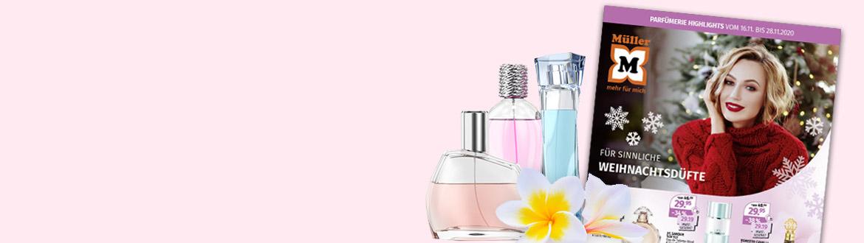 Parfümerie Highlights