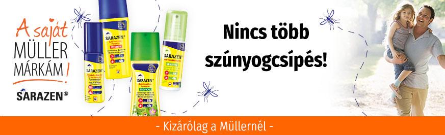 Sarazen - Nincs több szúnyogcsípés