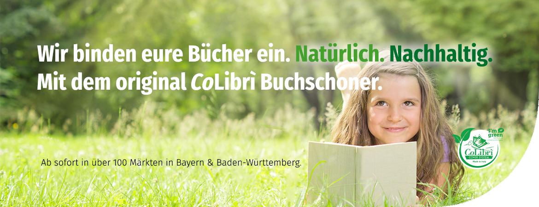 CoLibri Buchschoner