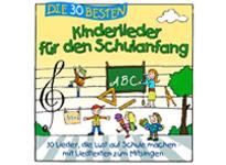 Die dreißig Besten - Kinderlieder für den Schulanfang