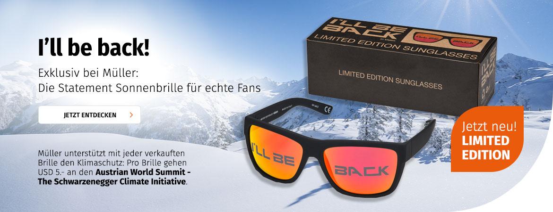 Brillen für Klimaschutz-Mission
