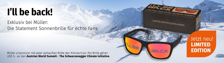 Brillen für Klimaschutz-Aktion