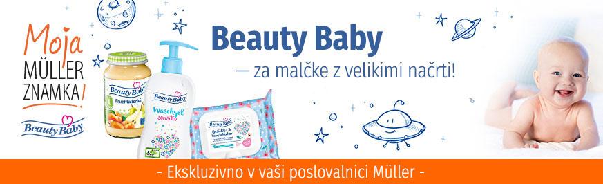 Beauty Baby Nega za dojenčke in tekstil