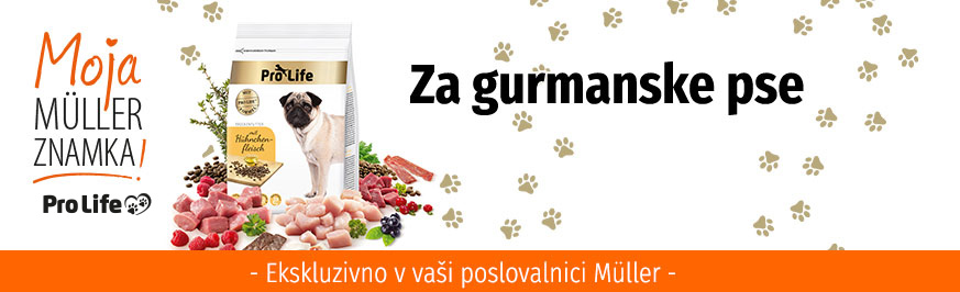 Pro Life Hund Za gurmanske pse