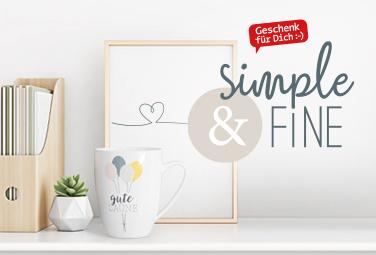 Simple & Fine