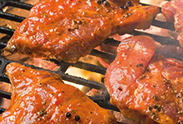 Spicy BBQ Marinade