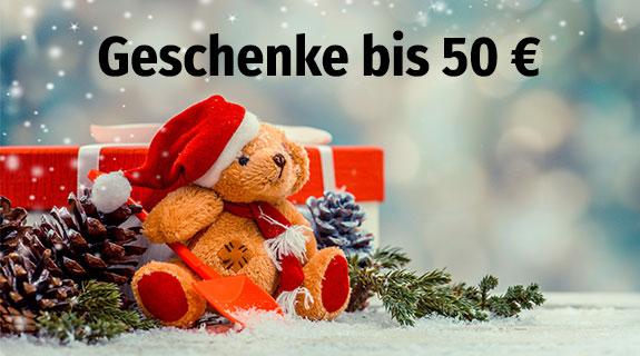 Geschenke Spielware unter 50 Euro
