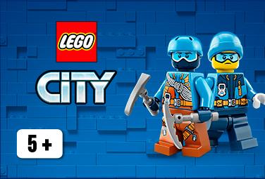 Lego City bei Müller