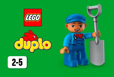 Lego Duplo bei Müller