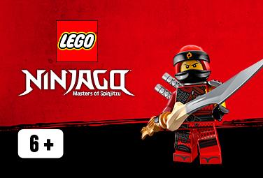 Lego Ninjago bei Müller