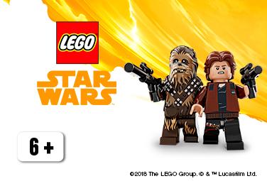 Lego Starwars bei Müller