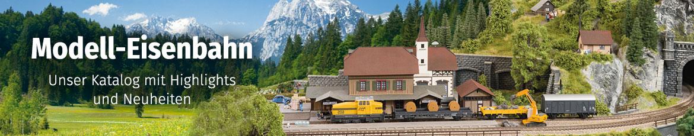 Der Eisenbahnkatalog bei Müller