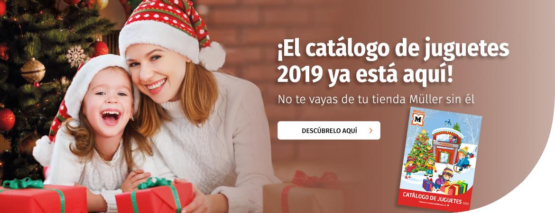 Catálogo de juguetes 2019