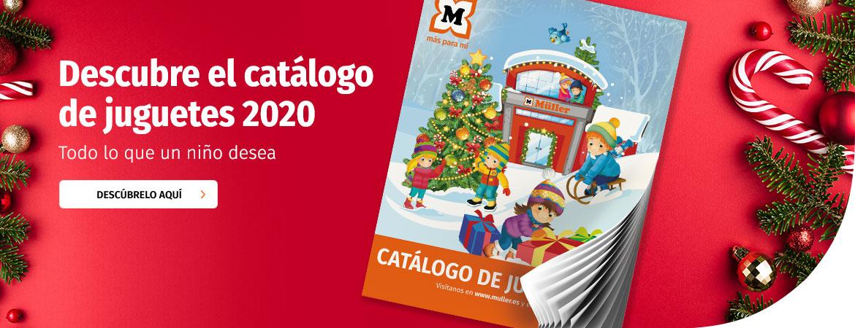 Catálogo de juguetes 2020