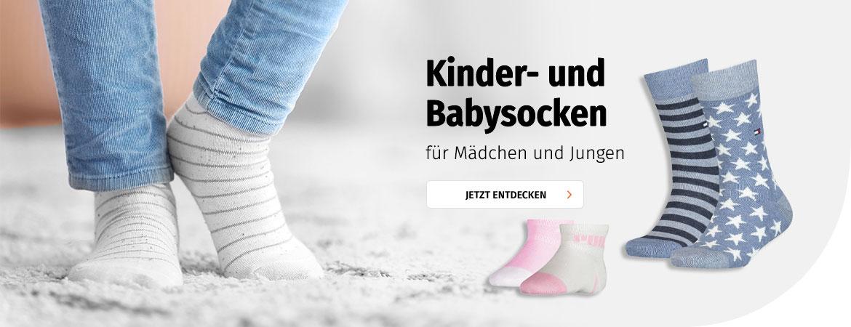 Kinder- und Babysocken
