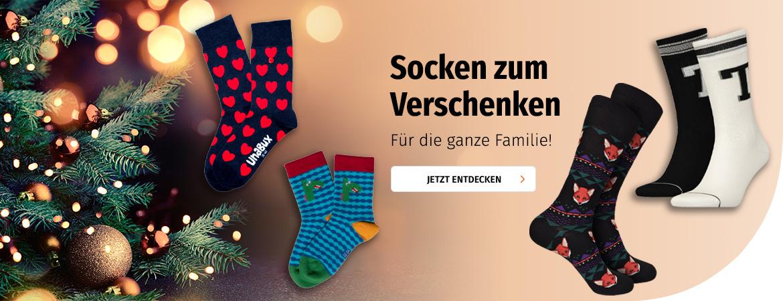 Socken zu verschenken